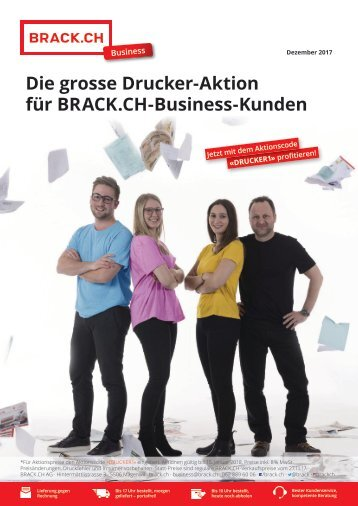 BRACK.CH Business Drucker-Spezial