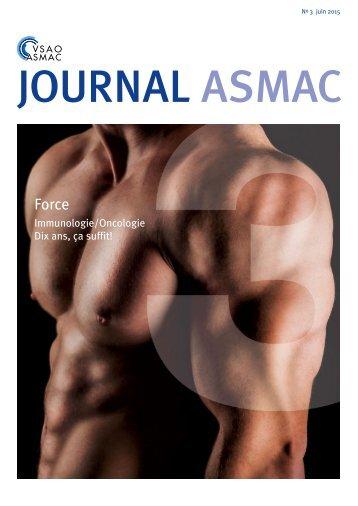 Journal ASMAC - No 3 juin 2015