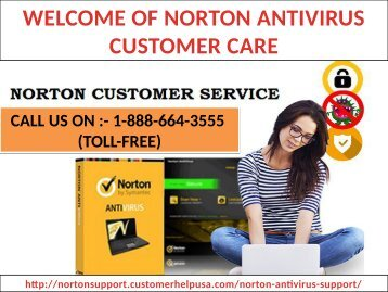 Facing Issues In installing Norton Antivirus? Call Us 1-888-664-3555 Norton Antivirus customer service