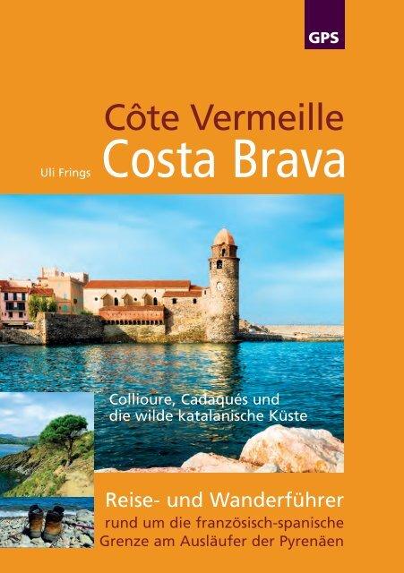 Côte Vermeille, Costa, Brava, Katalonien (Auszug, Blick ins Buch)