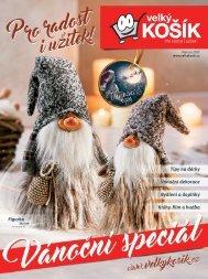 Speciální vydání Velkého košíku - Vánoce 2017