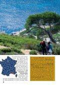 Marseille, Calanques, Côte Bleue (Auszug, Blick ins Buch) - Seite 4