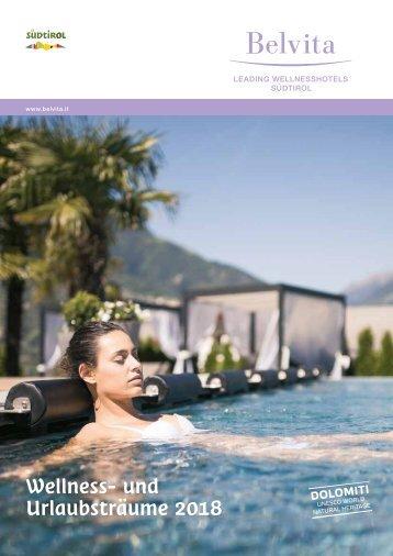 Belvita Katalog Wellness 2018