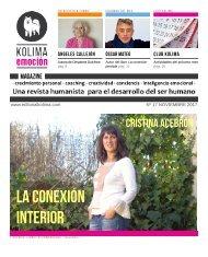 KOLIMA EMOCION Magazine Mes de Noviembre