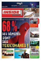 Inside News weekly # No 9 - 30 Novembre au 06 Décembre  2017
