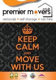 Premier Movers Brochure 2017