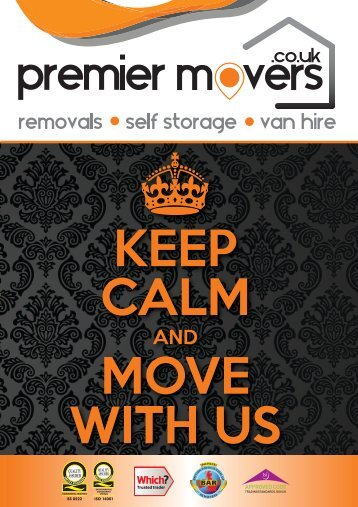 Premier Movers Brochure 2017