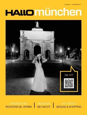 HALLO münchen - Das Magazin