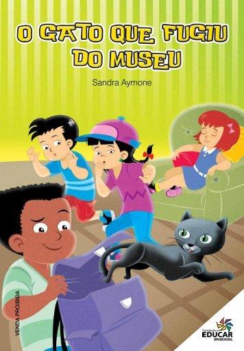 O gato que fugiu do museu