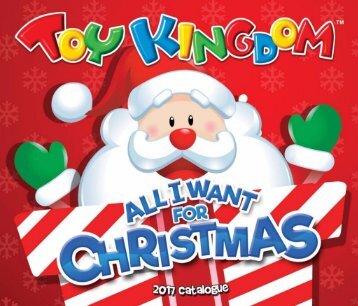 TOY KINGDOM CATALOG CHRISTMAS 2017