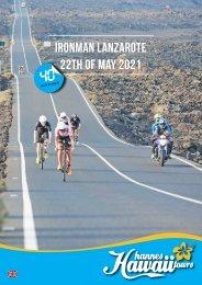 Hannes Hawaii Tours - IM Lanzarote 2021 - EN