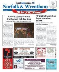Norfolk & Wrentham December 2017