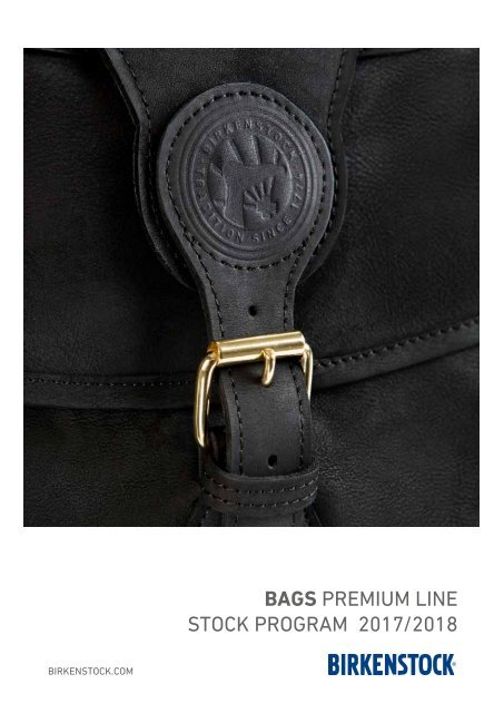 18SS_Overview_Bags_PremiumLine
