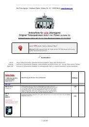 Ankaufliste volle Toner Tinte Patronen Dezember 2017 PDF