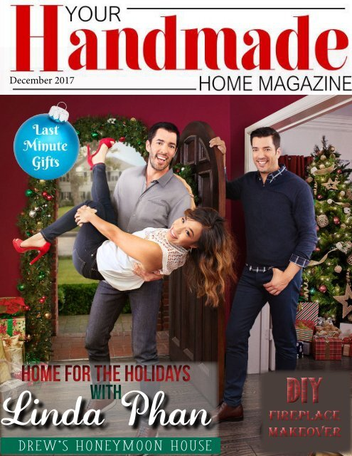 Your Handmade Home Magazine December 2017