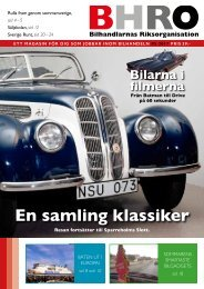 BHRO Magasin #5 2017