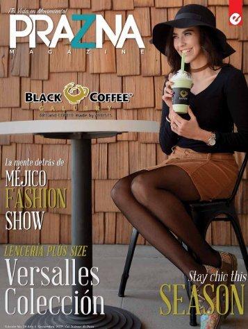 Prazna Magazine Noviembre