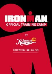 Hannes Hawaii Tours - Ironman Trainingscamps 2019