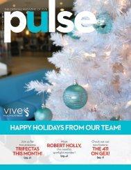 VIVE Health & Fitness   December Pulse