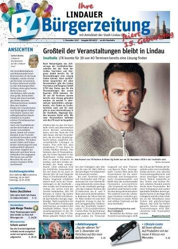 02.12.17 Lindauer Bürgerzeitung