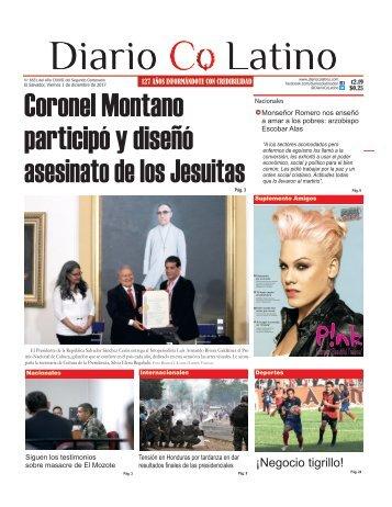 Edición 1 de diciembre de 2017