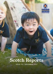 Scotch Reports Issue 170 (December 2017)