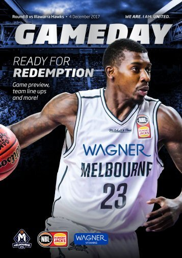 Round 8 Game Day Program