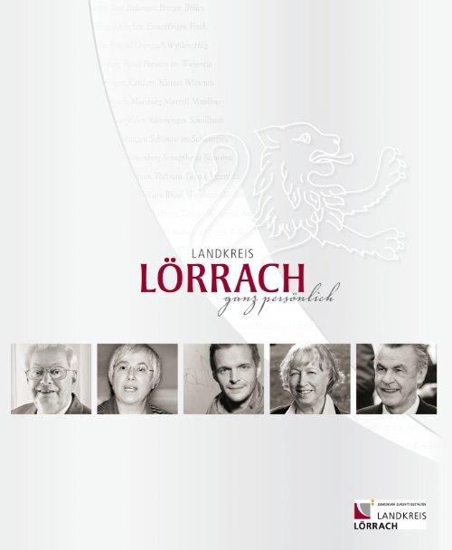 Landkreis Lörrach - ganz persönlich