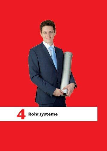 ACO Haustechnik Preisliste 2018 - 04 Rohrsysteme