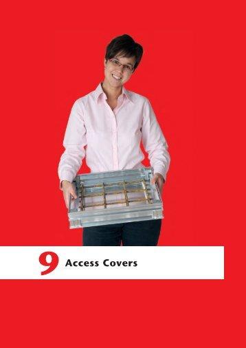 ACO Haustechnik Preisliste 2018 - 09 Access Covers