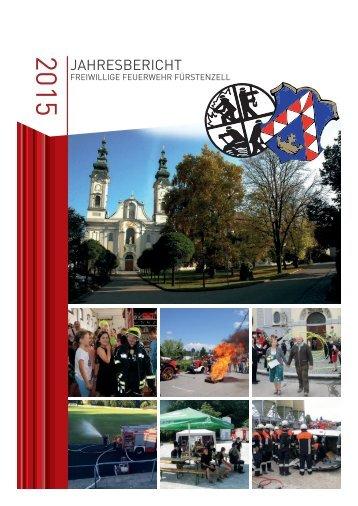 FFW Jahresbericht 2015