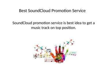Soundcloud Magazines