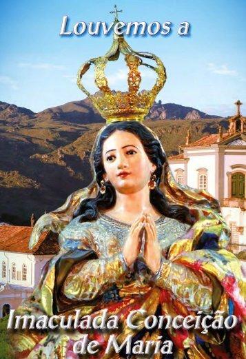 Louvemos a Imaculada Conceição de Maria