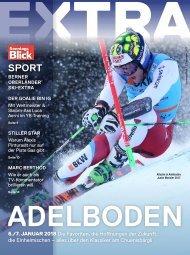 Ski Extra Made in Bern, SonntagsBlick