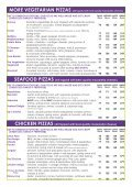 Call a Pizza - The biggest pizzas in town - 2018 Menu! - Page 5