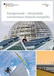 Energiewende – dlouhodobá transformace německé energetiky