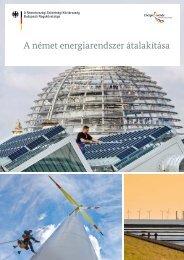 A német energiarendszer átalakítása