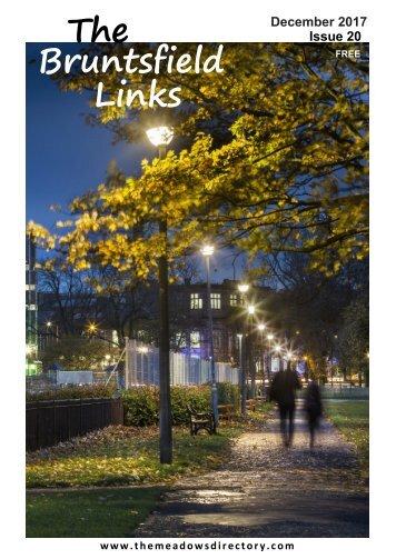Bruntsfield Links magazine Dec17