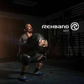Rehband Katalog 2017