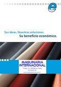 MAQUINAS DE CORTE CON CUCHILLA EXPERT - MAQUINARIA INTERNACIONAL - Page 6