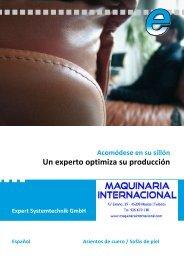 MAQUINAS DE CORTE DE CUERO Y PIEL - MAQUINARIA INTERNACIONAL