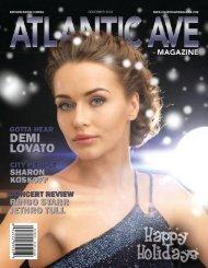 Atlantic Ave Magazine December 2017