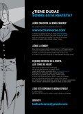 Revista KOF Universe 7 Edicion especial de Athena - Page 7
