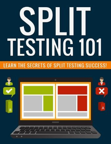 Split Testing Guide - Why Split Testing Is Important