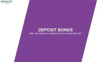 Deposit Bond in Australia- DepositAssure.com.au