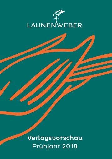 LAUNENWEBER Verlagsvorschau