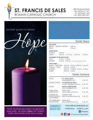 1 Sunday Advent