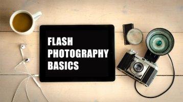 Flash Photography Basics