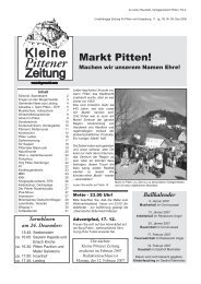 Der Pittener - KPZ