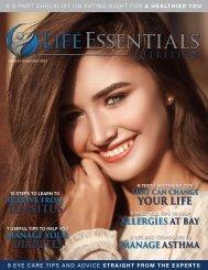 Life Essentials Magazine December 2017